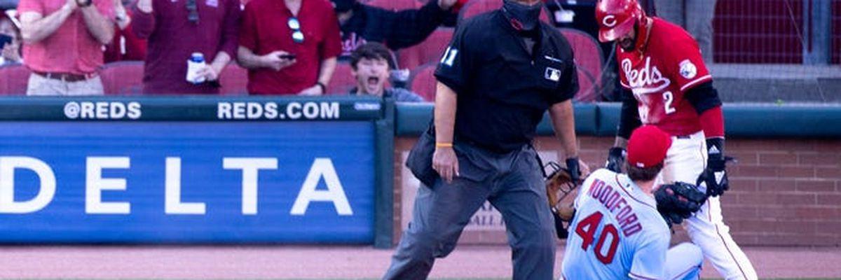 Cincinnati Reds outfielder Nick Castellanos loses appeal, will serve 2-game suspension
