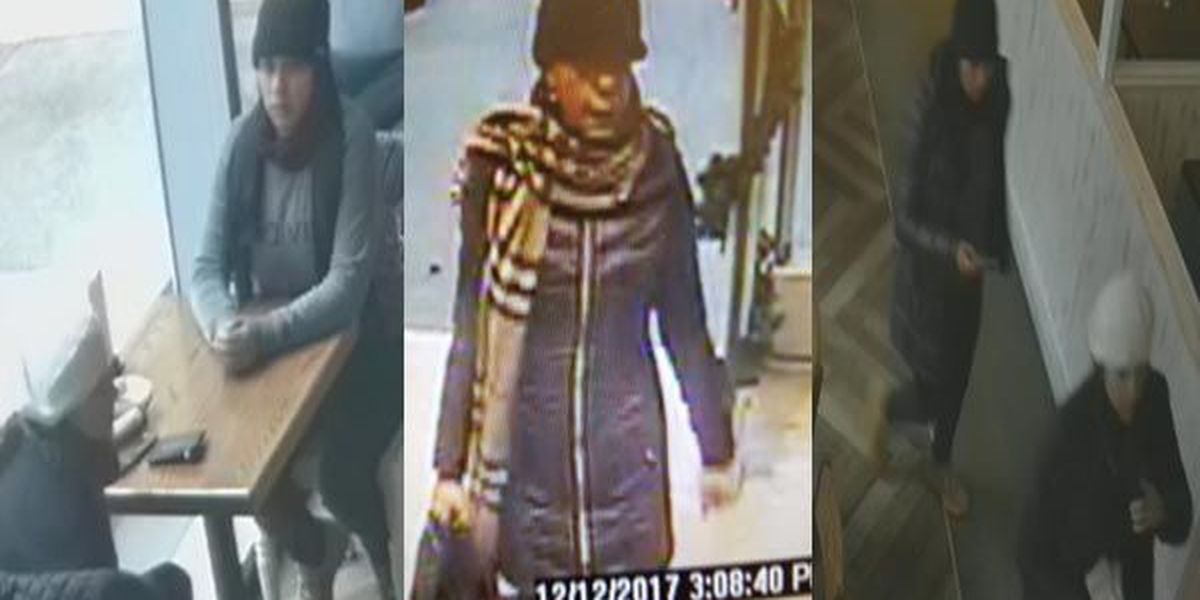 Police: 3 women wanted for credit card theft spent $12K