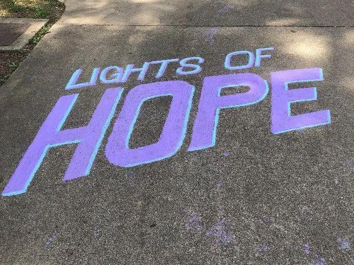 Lights of Hope event aims to help loved ones of those struggling with addiction