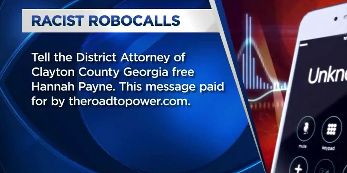 Racist robocall circulating in Atlanta defends murder suspect who intervened in hit-and-run