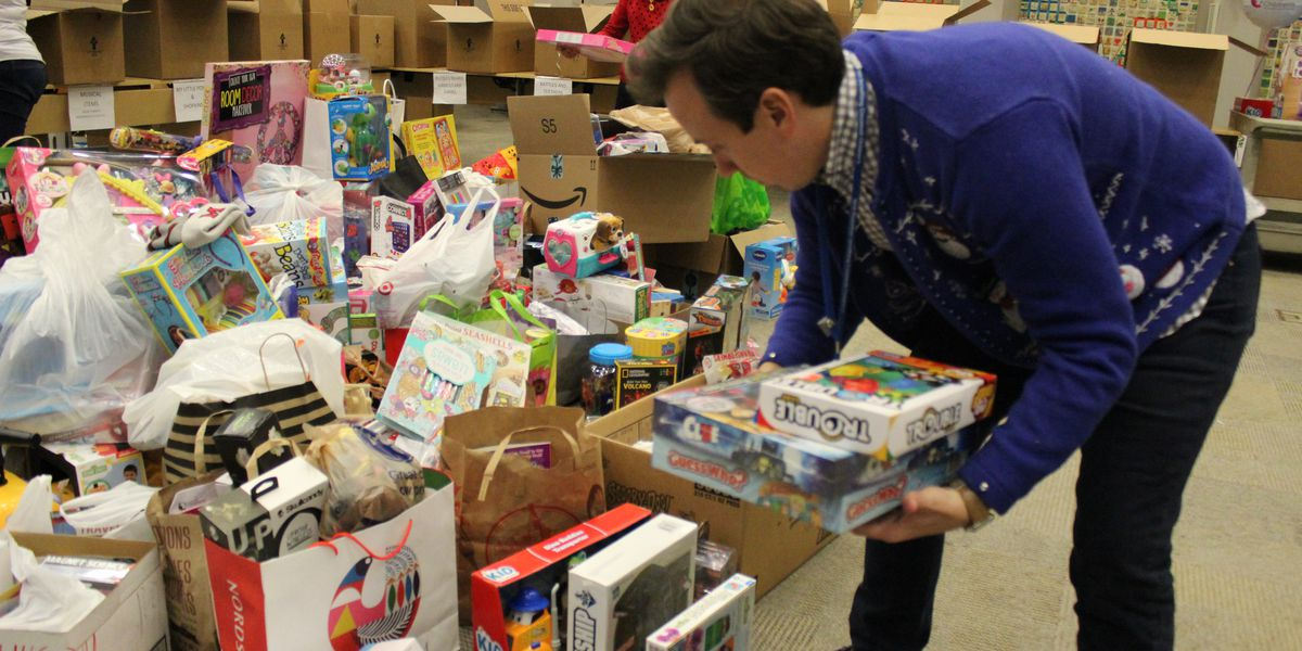 Cincinnati Children's Hospital suggests new methods for holiday toy donations