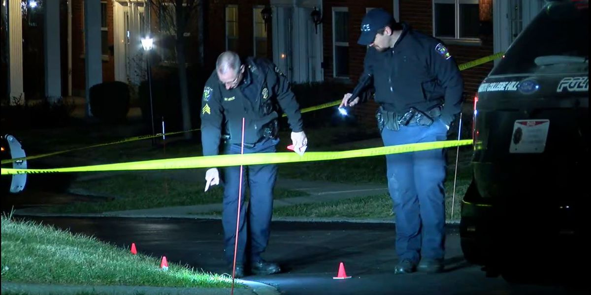 One shot, two assaulted in Mt. Healthy