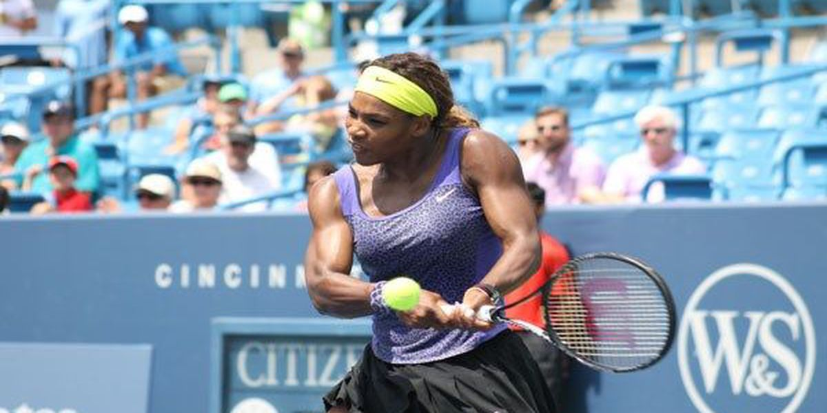 Serena Williams to headline Western & Southern Open Monday