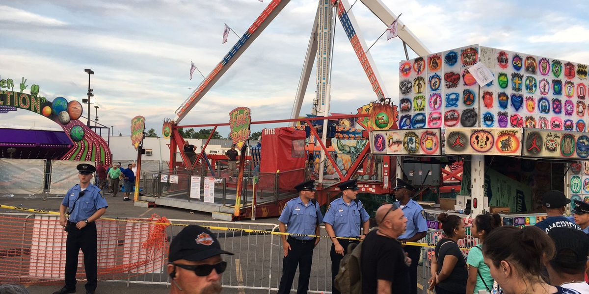 Coroner: Blunt force trauma killed teen on state fair ride