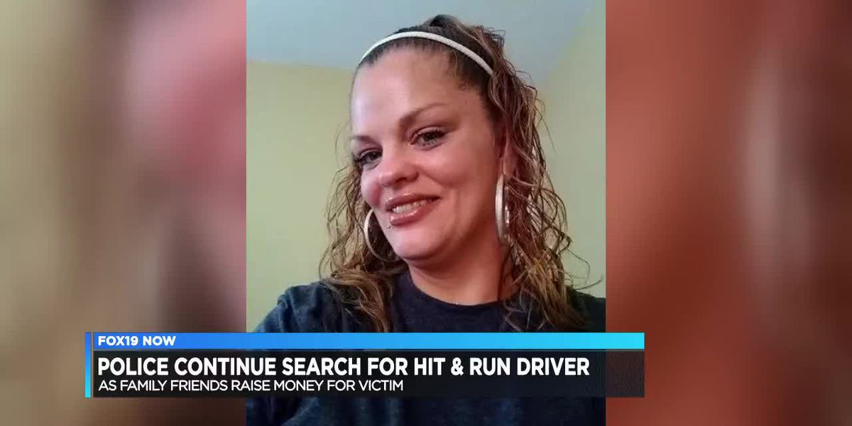 Police continue search for hit-and-run driver
