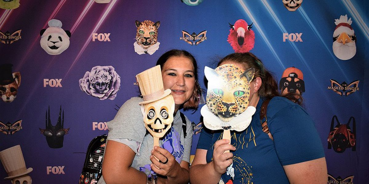 PHOTOS: Masked Singer Viewing Party