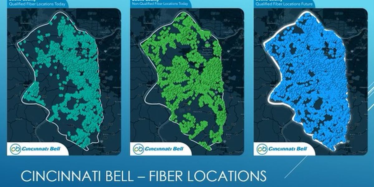 Boone County partners with Cincinnati Bell to build out gigabit internet service
