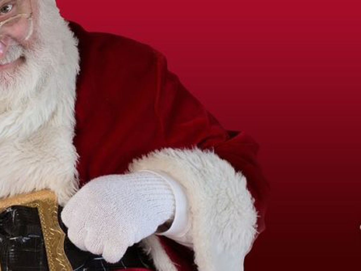 Pediatric Therapy center gives children a chance to meet 'Sensory Santa'