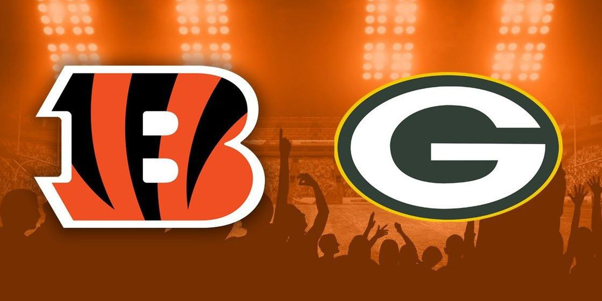 Bengals will be without two offensive stars in Green Bay