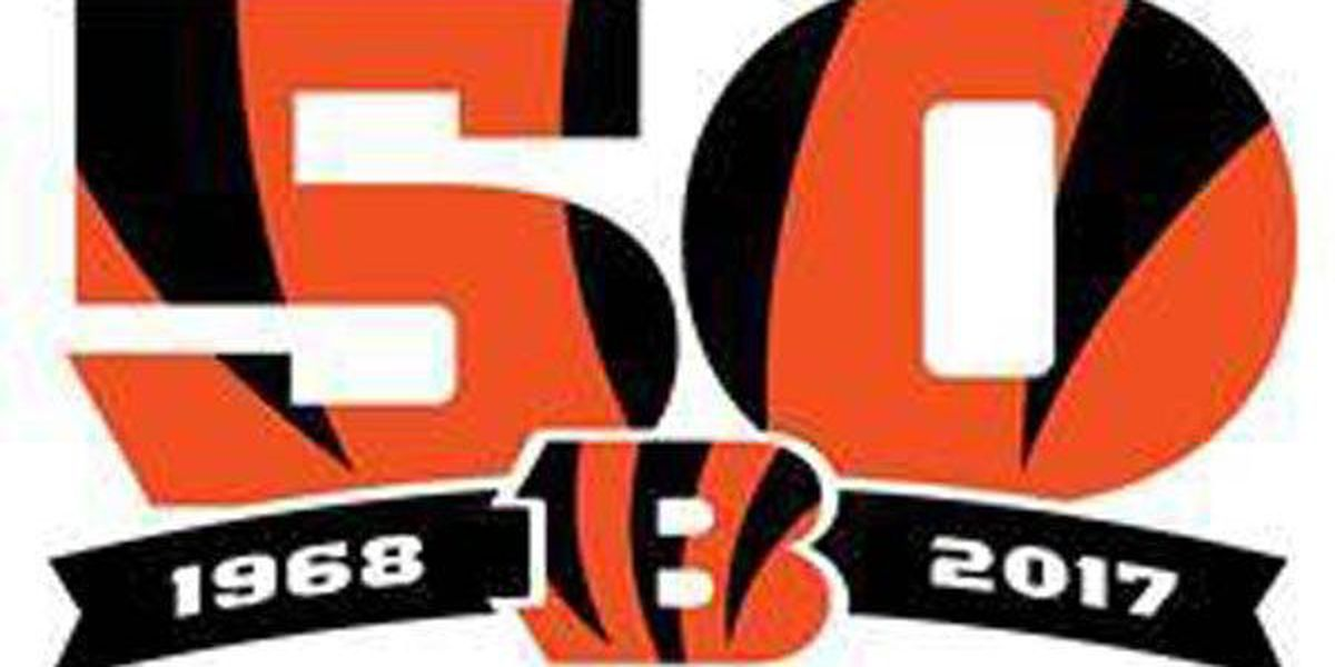 Bengals will honor 24 legends during first two home games