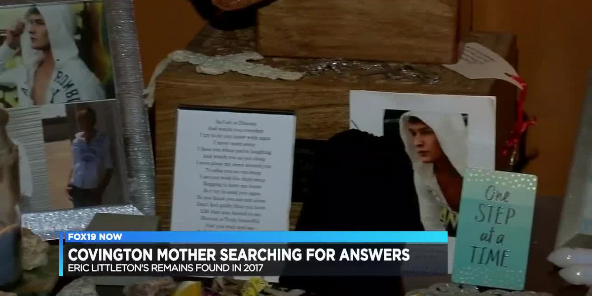 Covington mother searching for answers