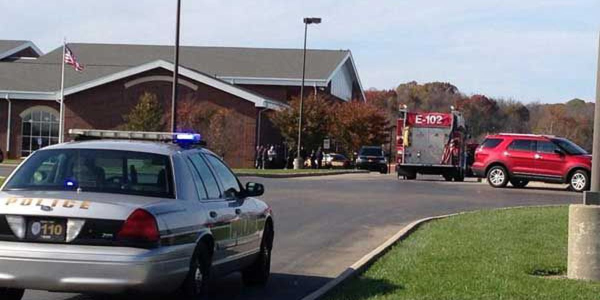 UPDATE: All clear issued at Ross High School after suspicious package found