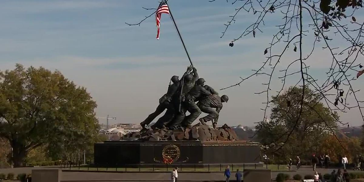 Veterans Day remembrances held across the country