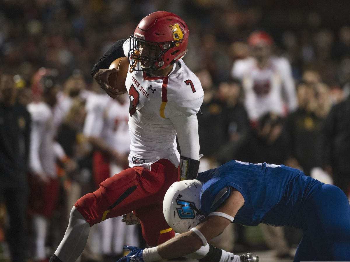 Ferris State's Campbell leads AP D-II All-America team