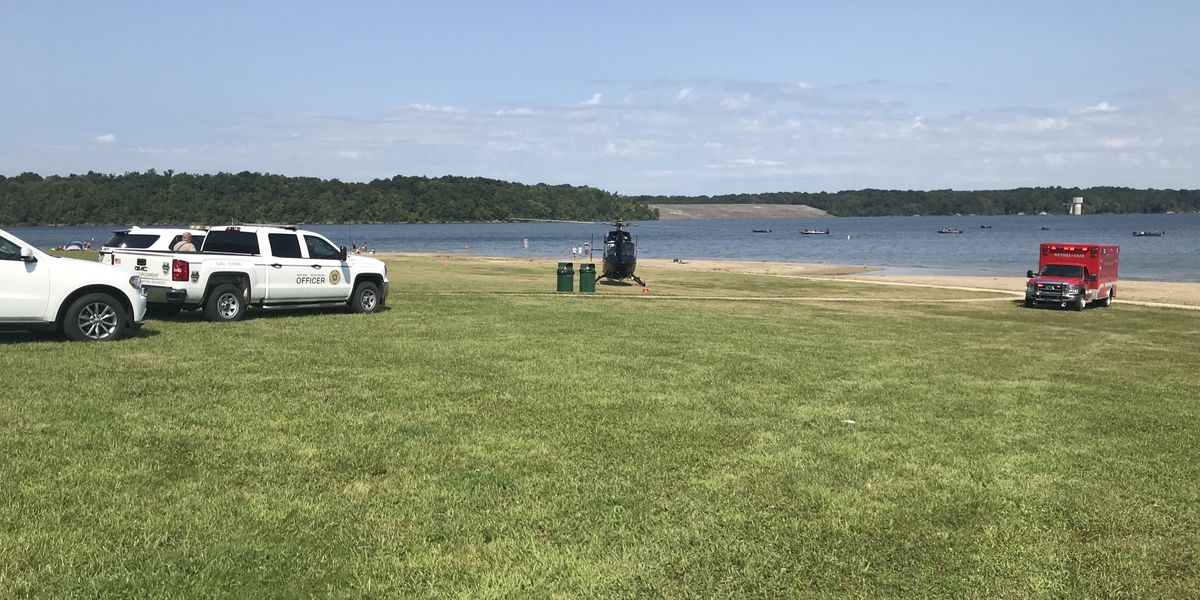 20-year-old found in East Fork Lake has died, authorities say