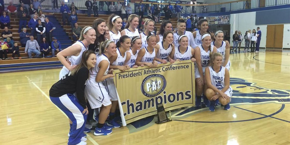 Thomas More women win 10th straight PAC tourney title