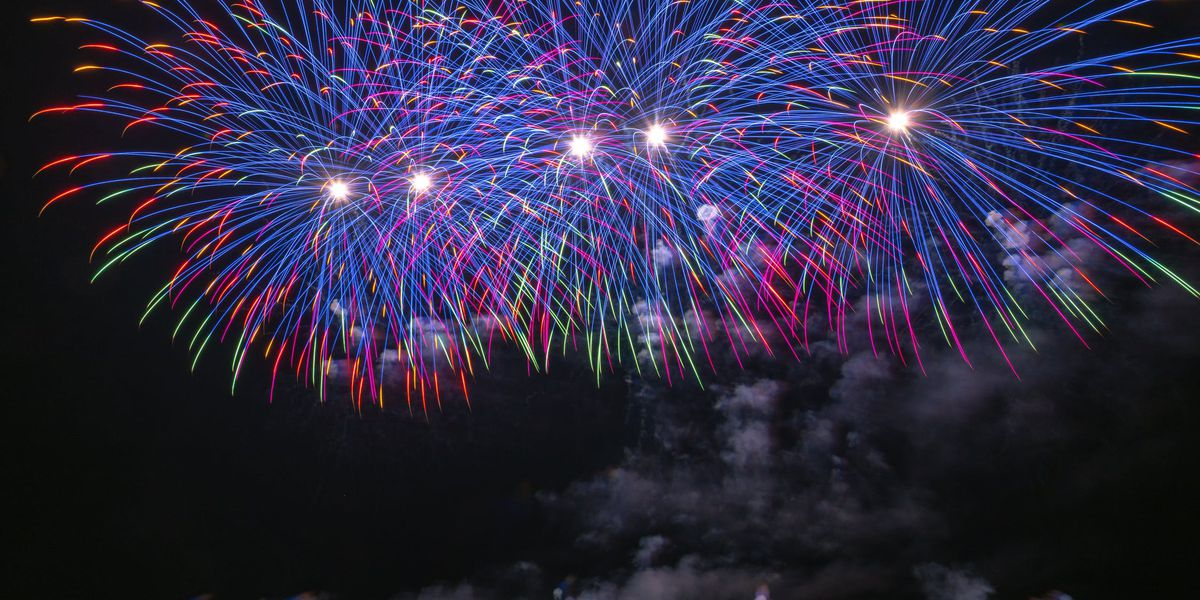 Cincinnati Reds to light up the night sky with drive in fireworks Coney Island