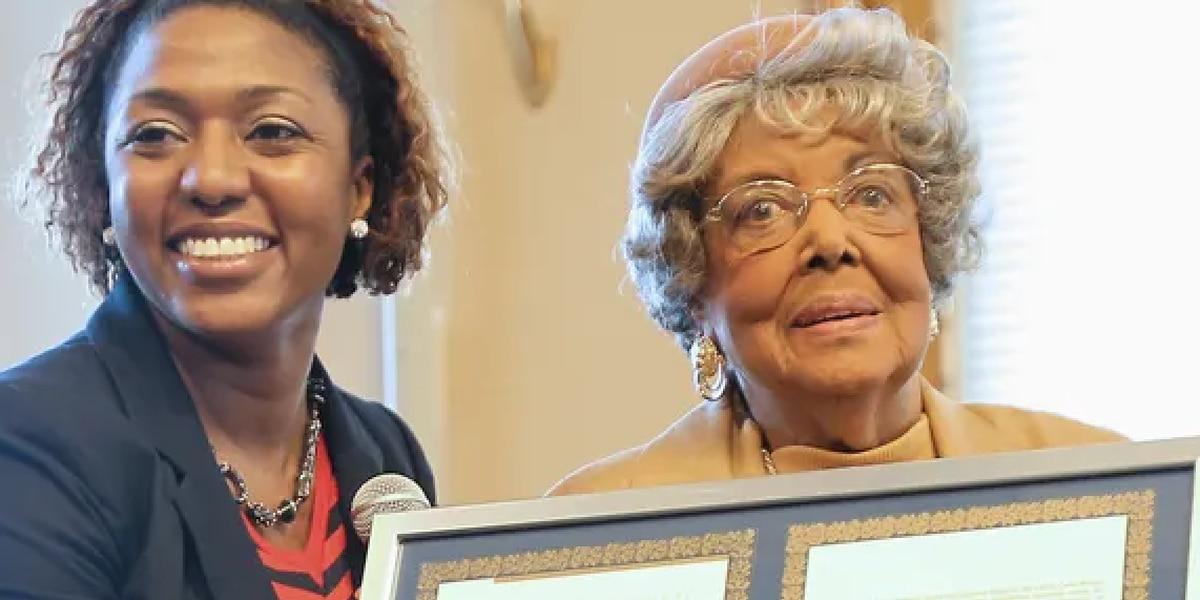 Marjorie Parham, publisher emerita of the Cincinnati Herald, dead at 103