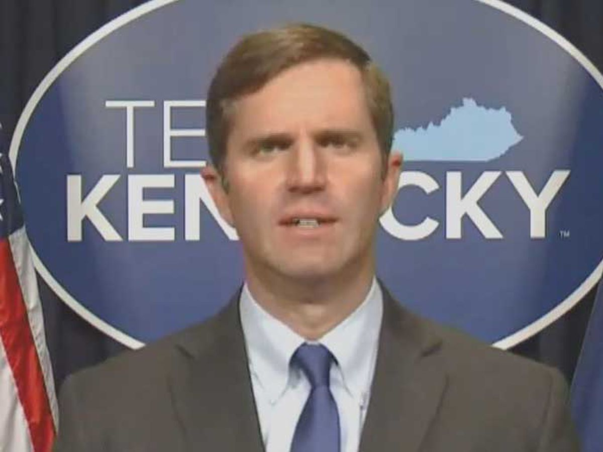 Gov. Beshear confirms 2,362 new COVID cases, 34 deaths in Sunday report