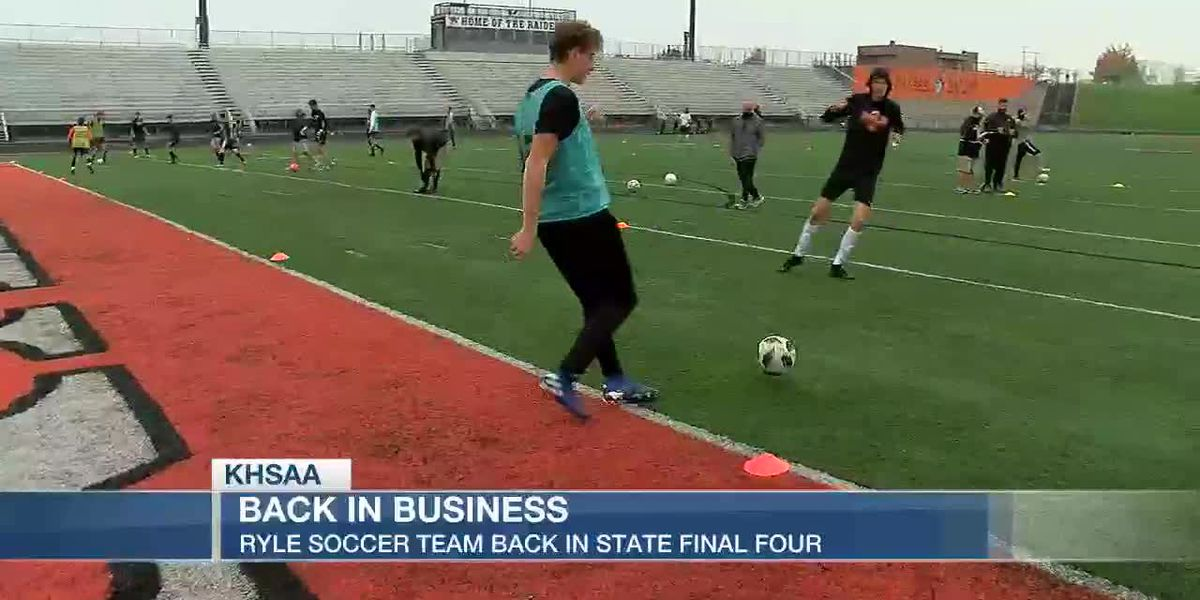 Ryle soccer's simple business plan