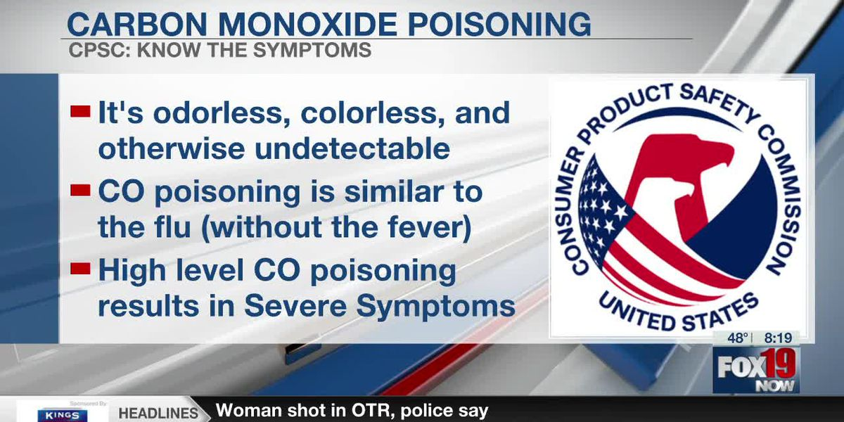 Safety steps to protect your family from Carbon Monoxide Poisoning
