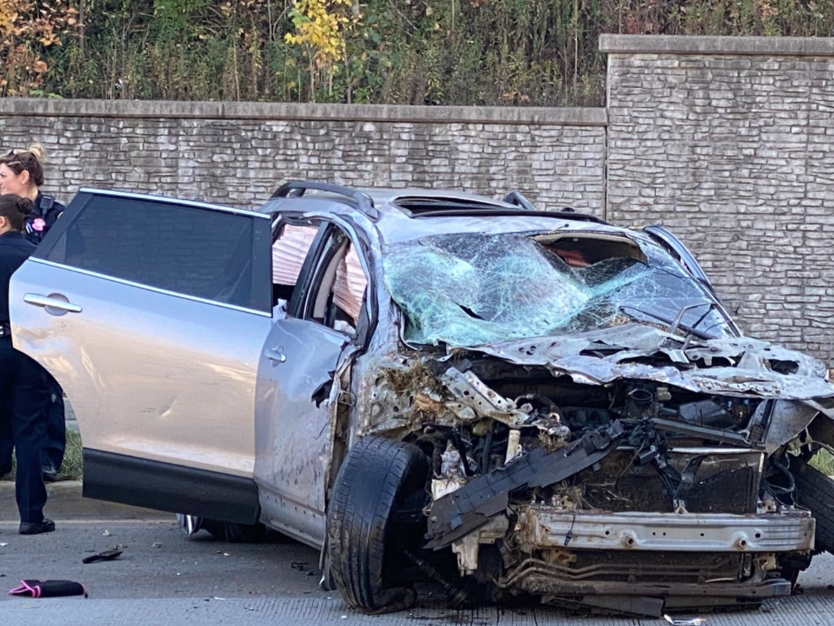 Drug charges follow Queen City Ave. crash that sent 4 to hospital