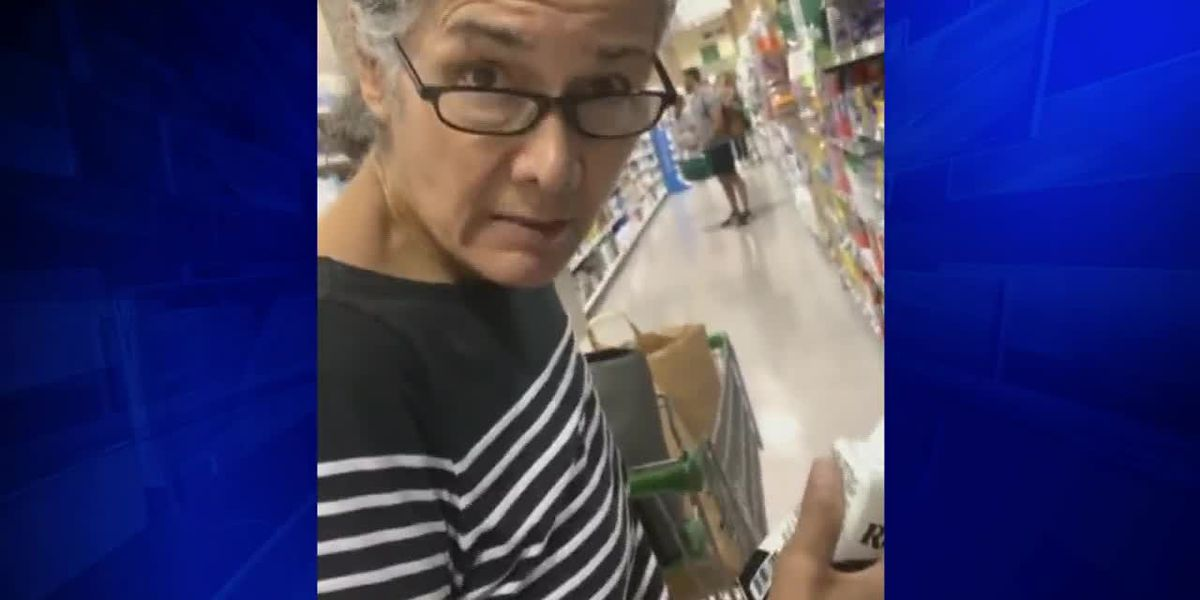 Florida woman caught on camera calling black woman the n-word