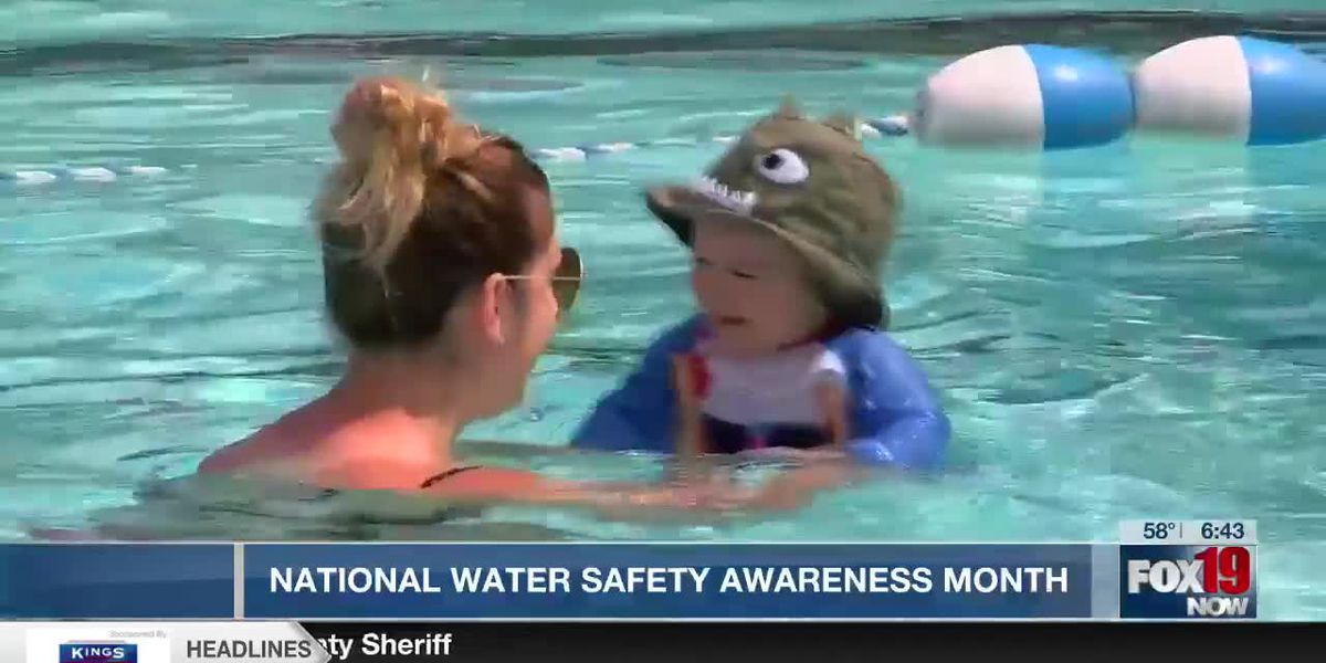 National Water Safety Awareness Month