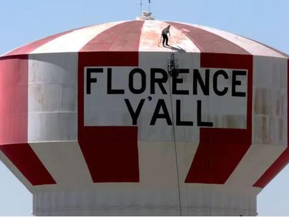 Does new team name mean the end of the Florence Y'all water tower?