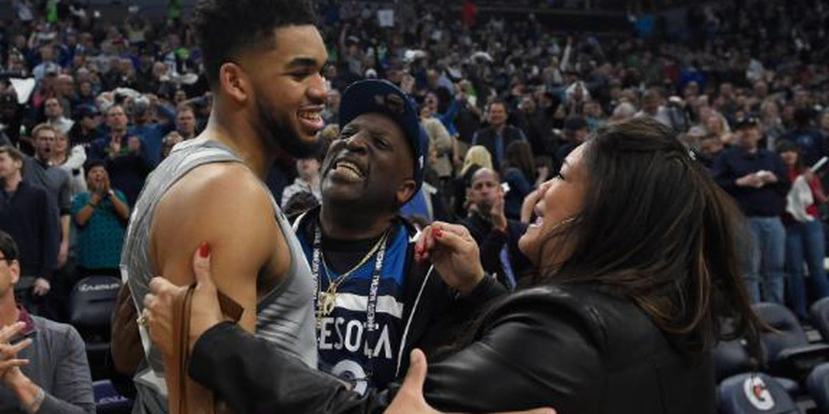 Mom of Timberwolves star Karl-Anthony Towns dies from COVID-19