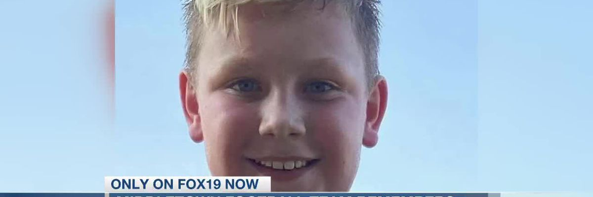 Middletown youth football team mourning after teammate's death