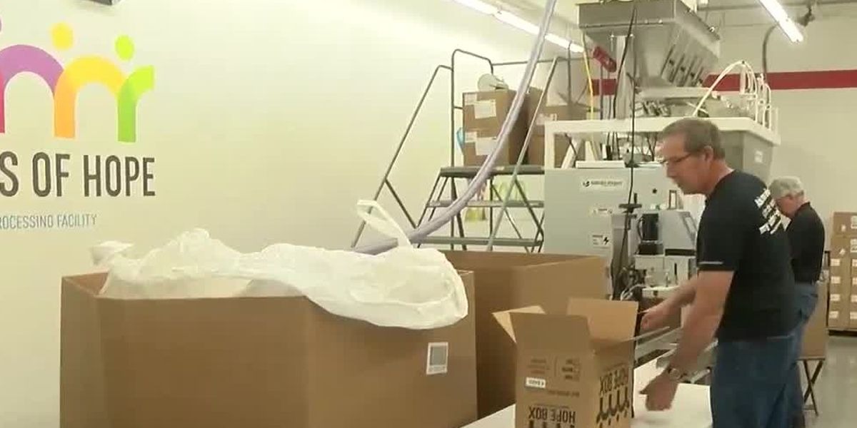 Tri-State non-profit opens facility to help feed hundreds of children