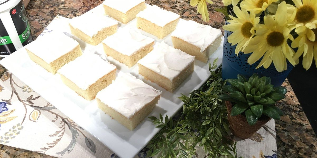 Recipe: Lee Ann Miller's sheet cake