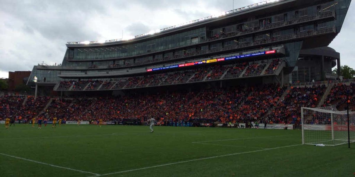 FCC reaches first sellout for historic game tonight