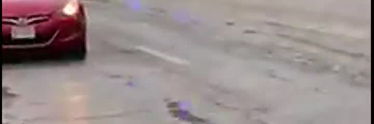 Facebook video: Suspect steals police SUV in Dayton prior to chase