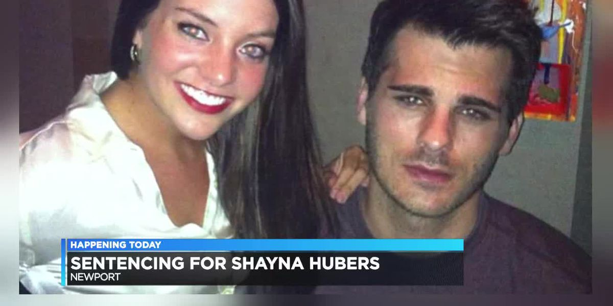 Sentencing for Shayna Hubers