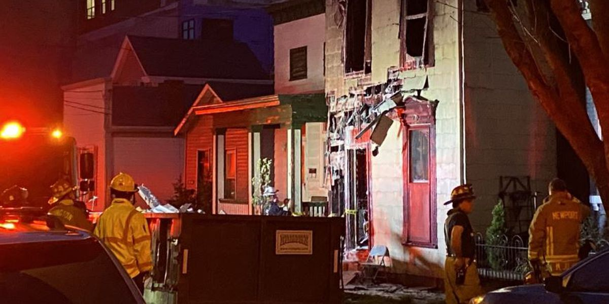 Fire damages NKY building under construction