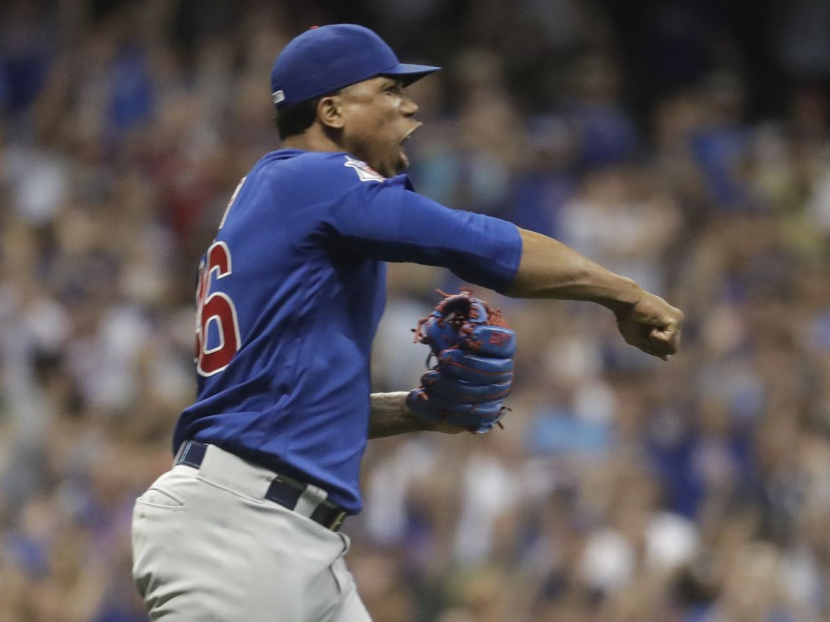 Report: Reds sign free agent reliever Pedro Strop