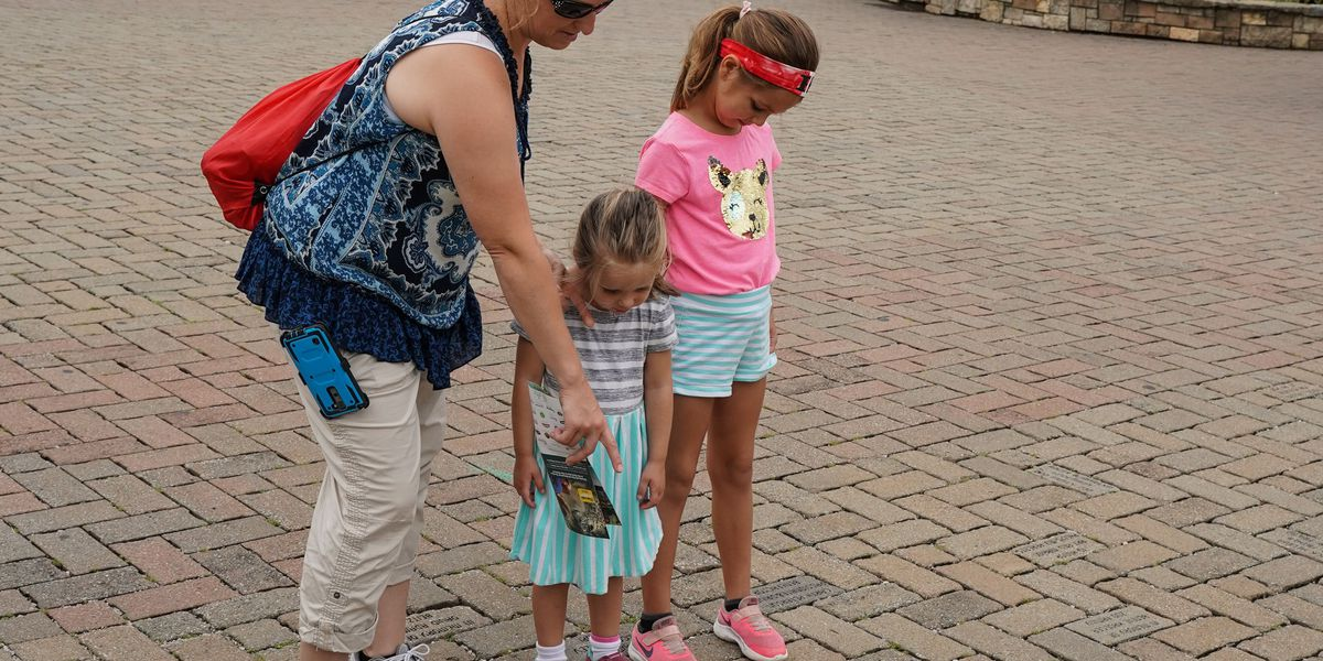 Cincinnati Zoo raising funds for new project with personalized pavers