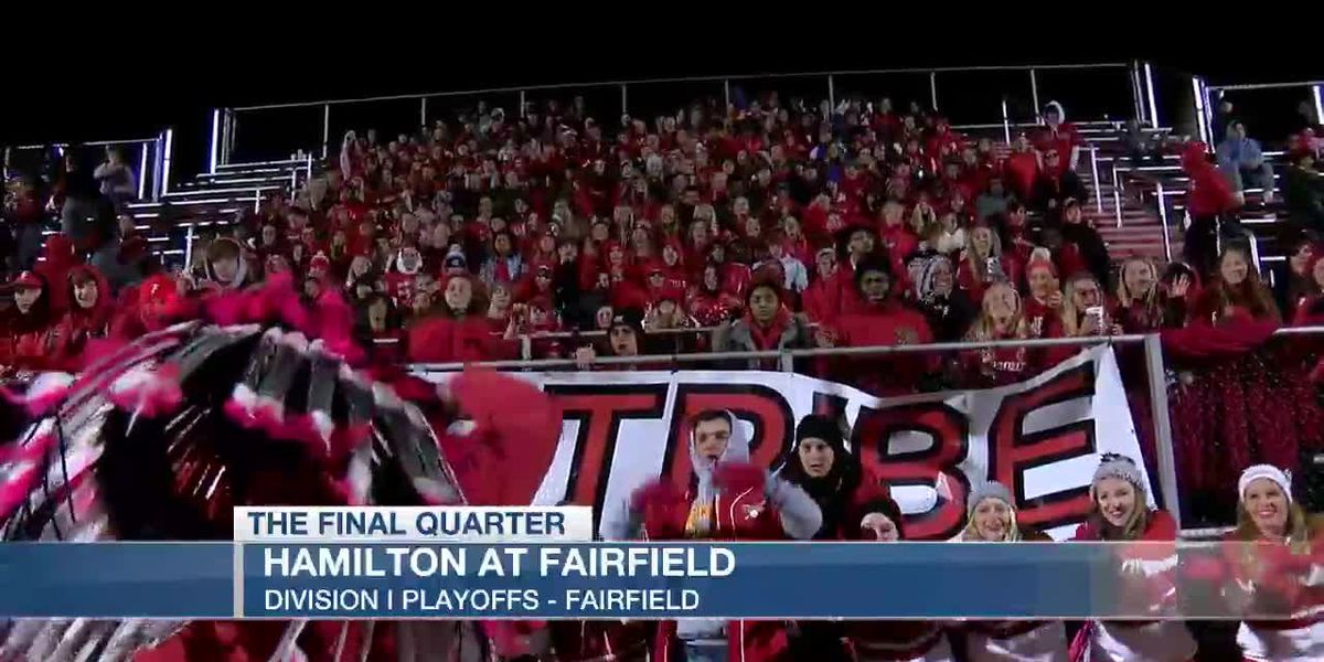 Fairfield wins first playoff game since 2000