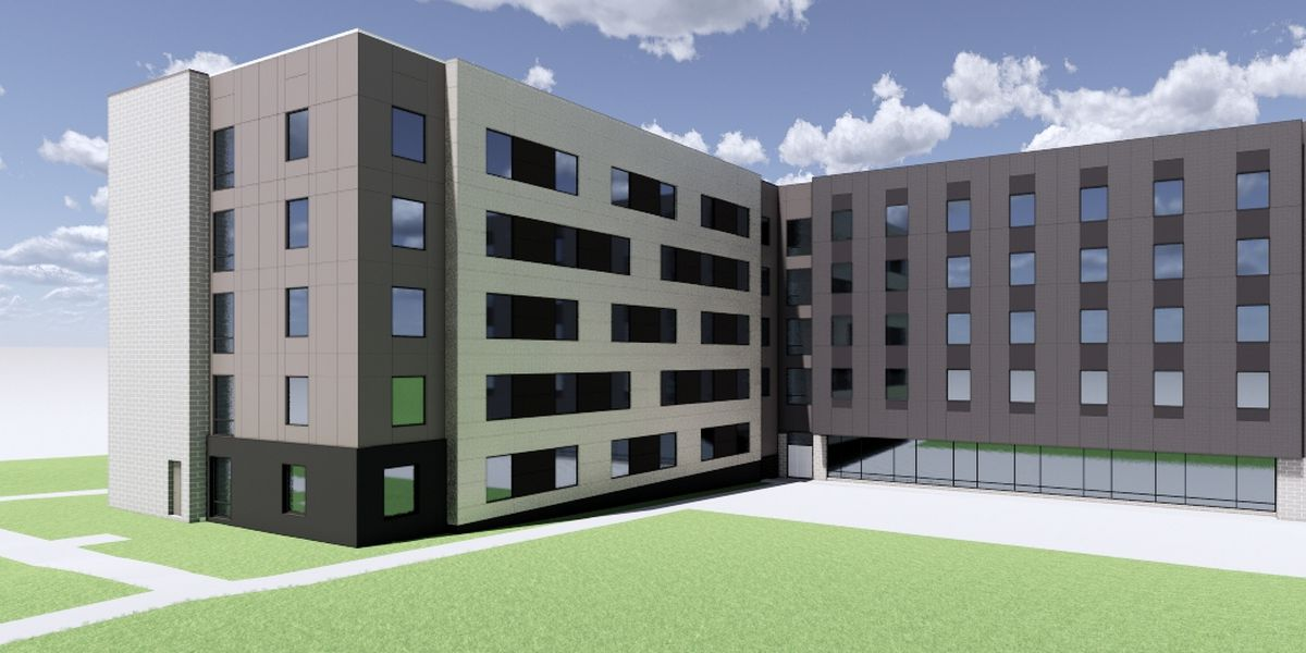 NKU breaks ground on first new student housing since 2003