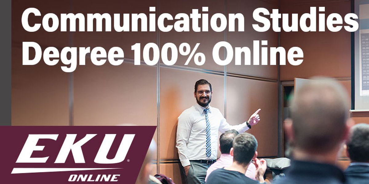 Online communication studies degree provides competitive advantage