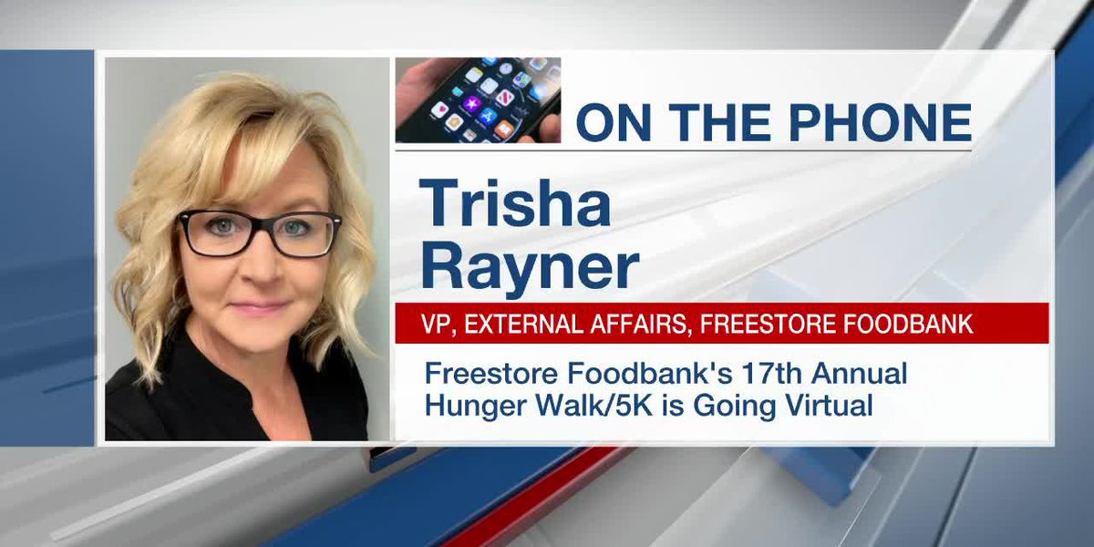 Virtual Freestore Hunger Walk