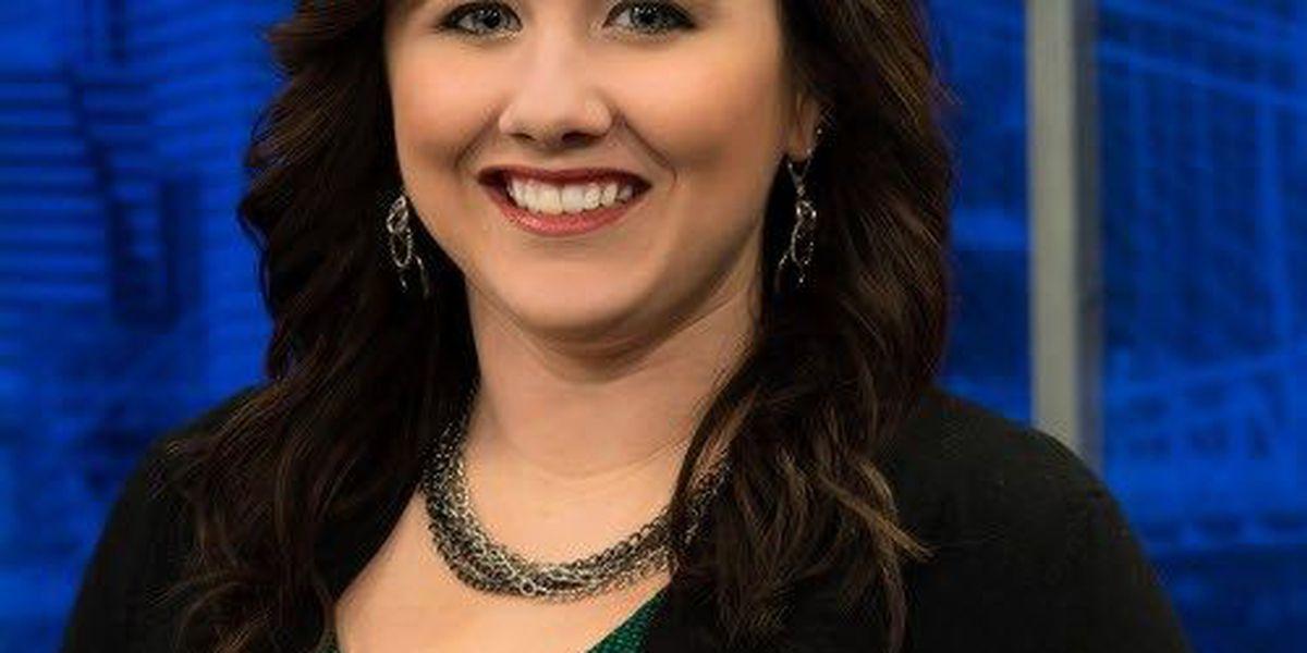 Reporter/Anchor Jessica Schmidt