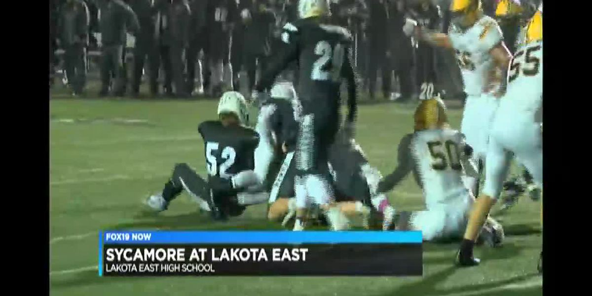 FOX19 NOW Final Quarter: Sycamore at Lakota East