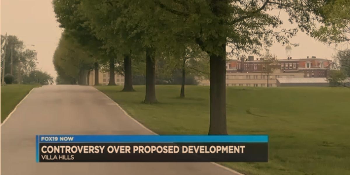 Controversial Villa Hills development approved