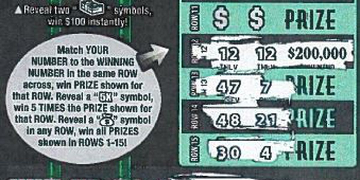 NKY man wins $200K lottery prize