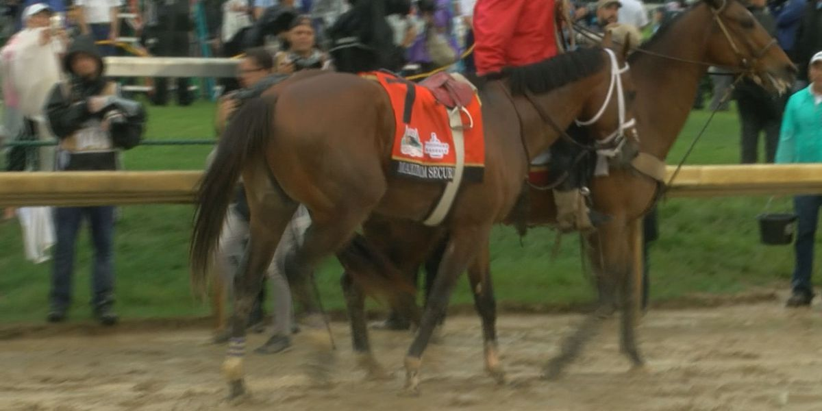 Maximum Security owners file federal suit following Derby disqualification