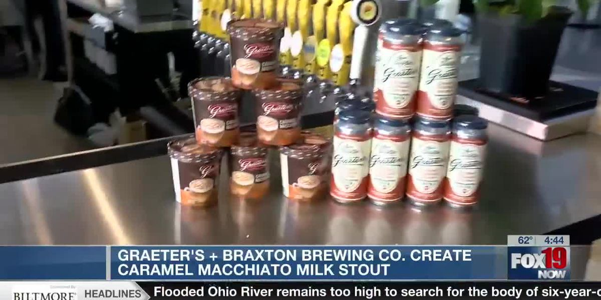 Braxton, Graeter's create new beer