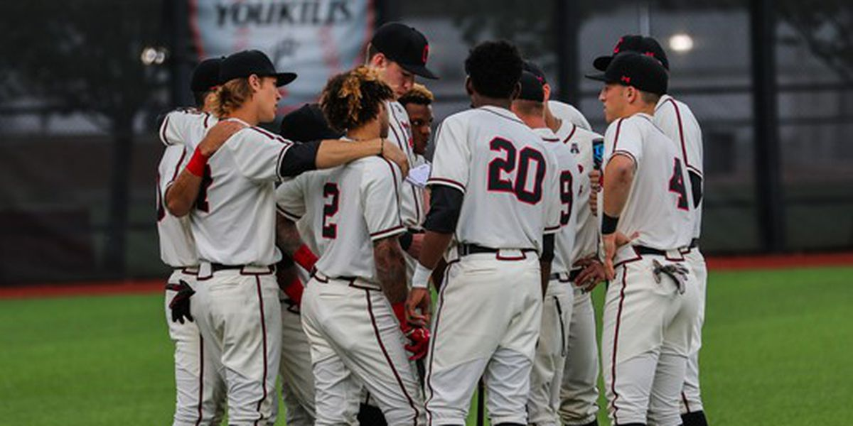 UC baseball makes first NCAA tournament in 45 years
